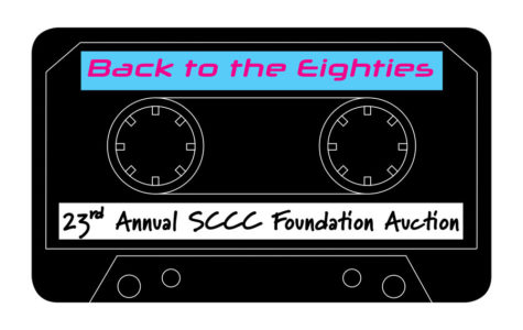 SCCC Foundation will host an '80s themed auction on Sept. 16.