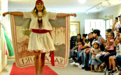 Photo Essay: Hispanic Heritage Month highlighted in fashion show
