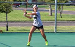 Women's Tennis Takes on Texas