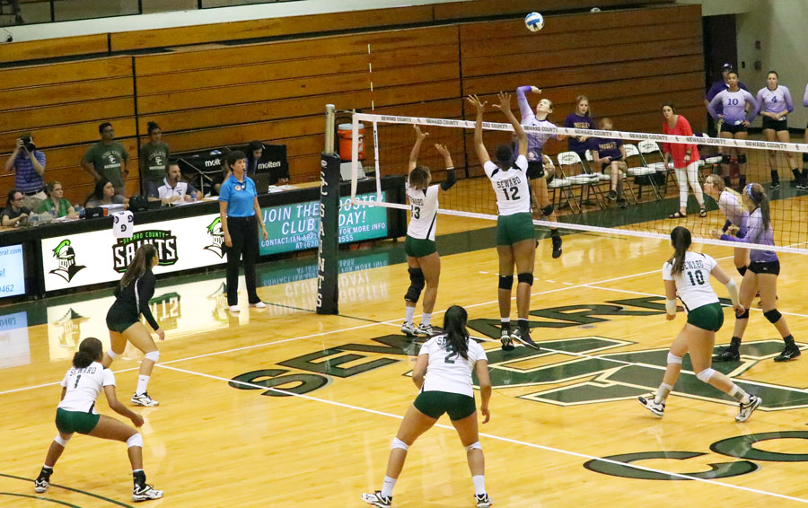 SCCC hands Colby their first home loss