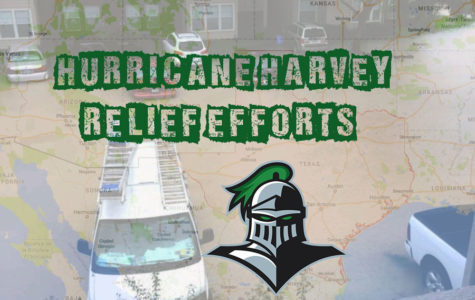 SCCC hosts hurricane relief efforts