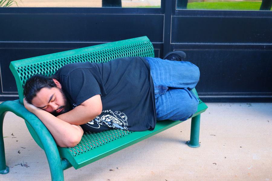 Jose+Alvarado+sleeps+his+stress+away.+%E2%80%9CI+think+taking+naps+really+helps+me+before+I+attend+my+next+class.+It+refreshes+my+memory+and+keeps+me+awake+during+class%2C%E2%80%9D+Alvarado+said.+%0A