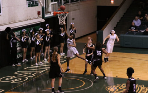 Lady Saints hand Cowley their first loss at the Greenhouse