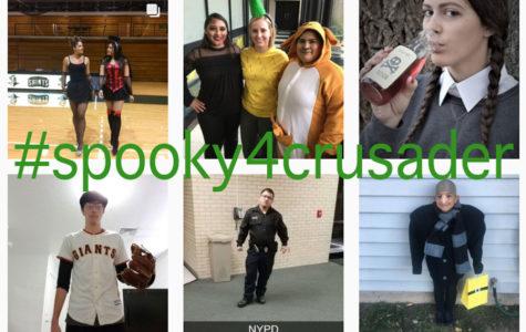 Costume contest winner announced