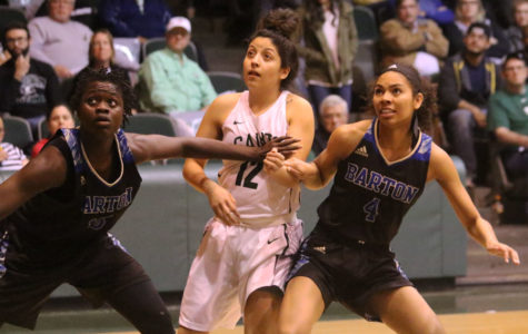 Lady Saints get revenge on Barton