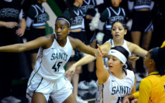 Lady Saints shut down GCCC