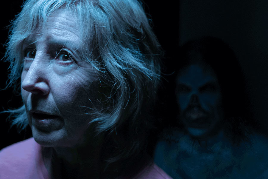 Insidious%3A+The+Last+Key+involved+an+older+psychic+lady%2C+Elise+Rainier%2C+has+to+go+back+to+her+childhood+home+to+deal+with+dark+forces+that+haunted+her+throughout+her+childhood.