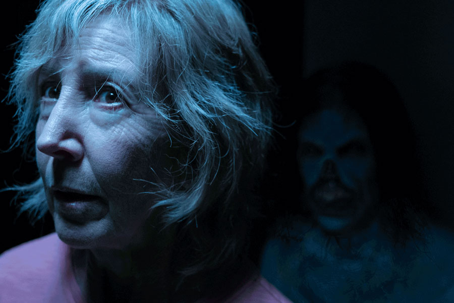 Insidious: The Last Key involved an older psychic lady, Elise Rainier, has to go back to her childhood home to deal with dark forces that haunted her throughout her childhood.