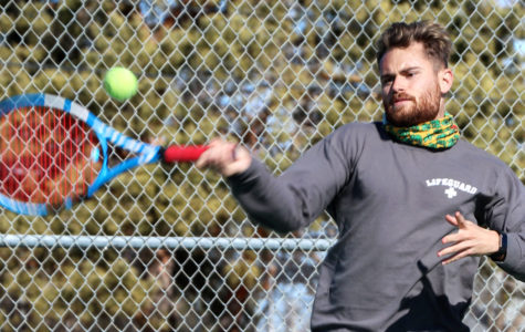 Tennis teams aim high for upcoming season