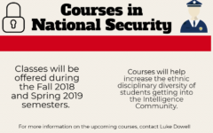 SCCC prepares to provide National Security courses