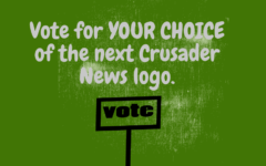 The quest for a new Crusader logo begins