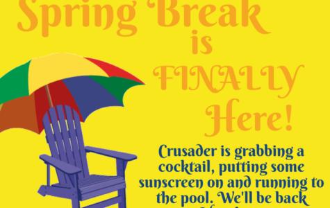 SCCC goes on spring break