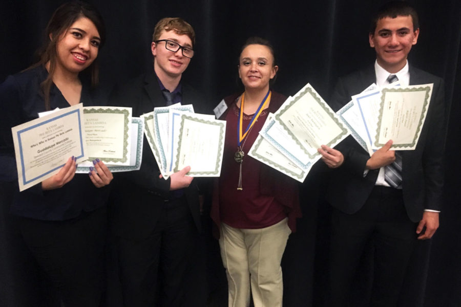SCCC+PBL+Members++%0A+Guadalupe+Mercado%2C+Bryce+Minor%2C+Janet+Washington+and+Rogelio+Pando+competed+and+placed+at+the+state+PBL+Leadership+Conference.
