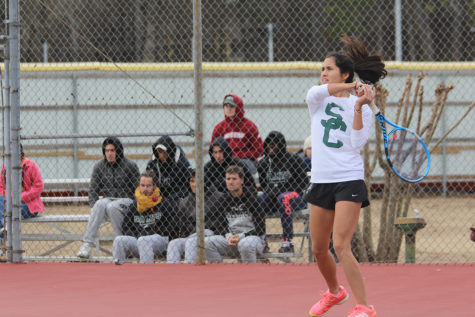 Women's Tennis wreck the Cougars