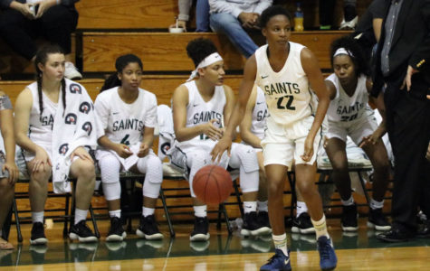 Lady Saints set the tone for Region VI Tournament