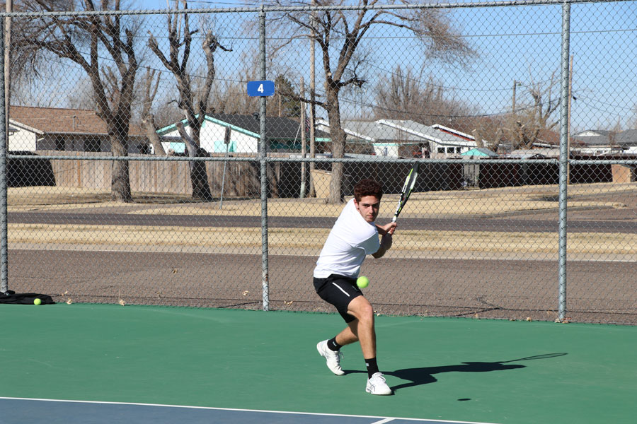 Rousset+is+currently+competing+in+the+number+one+spot+for+singles+and+in+the+number+one+spot+for+doubles+with+teammate%2C+Hugo+Lobo.