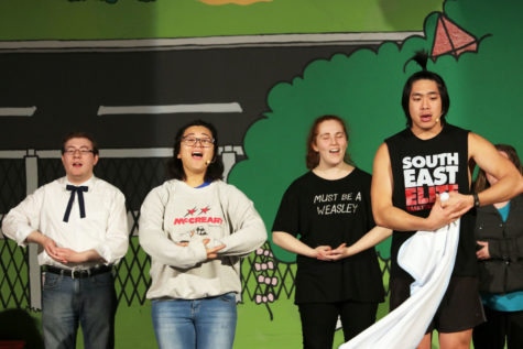 Theatre department presents Mixed Plate on Friday