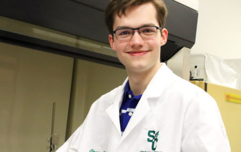 Koons plans to stay in Kansas after finishing his pharmacy degree at The University of Kansas, where he was accepted into the program.  Koons said the feeling of being accepted into the pharmacy program in KU was indescribable because it was such a happy feeling after working four years to be able to apply to his dream degree program.