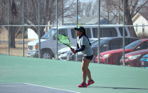 Women's Tennis falls to Oklahoma Baptist
