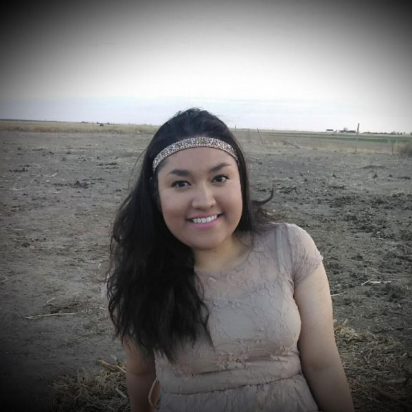 Bianca Prieto is 20 years old and a SCCC 2017 graduate. She is currently a virtual student at Fort Hays State University working on her bachelor's degree in secondary education. Prieto hopes to get her teaching license and teach math. She enjoys singing, dancing, reading, and helping at her church.