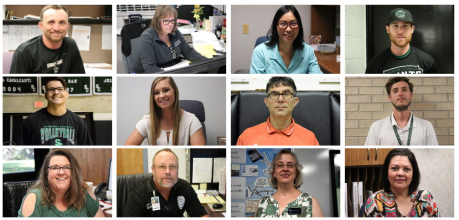 New SCCC faculty/staff arrive
