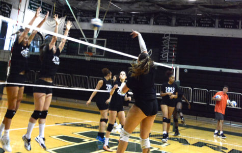 Lady Saints Volleyball has high hopes for new season