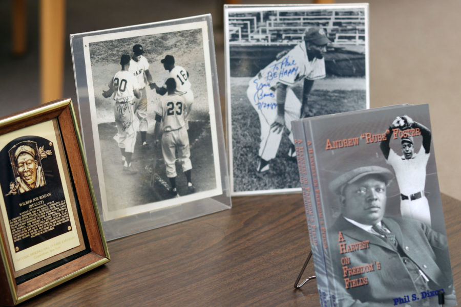 Dixon has been always been interested in baseball. As a kid, he enjoyed collecting baseball cards. Now, Dixon is a baseball historian, author about the negro baseball league and a high school baseball coach.