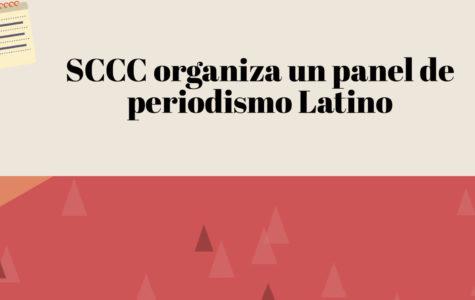 SCCC organiza un panel de periodismo Latino