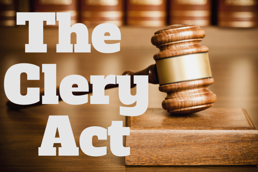 The Clery Act was passed in 1990 and requires colleges to publicize their crime records.