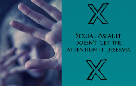 Sexual Assault doesn't get the attention it deserves