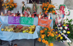 SCCC students honor their loved ones for The Day of the Dead