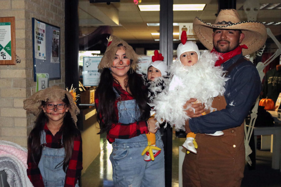 SCCC hosts Halloween Trick or Treat Street