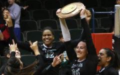 Lady Saints score six All-Conference awards
