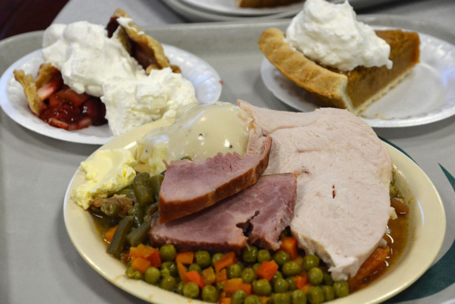 Thanksgiving+is+getting+close+where+people+get+together+and+enjoy+a+good+time+eating+and+talking.+There+was+lots+of+people+assisting+to+Thanksgiving+meal+here+at+Seward+County+Community+College.