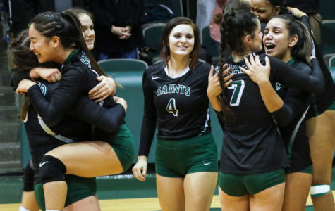 Volleyball finishes fourth at Nationals