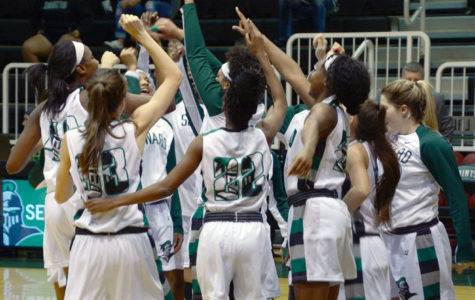 Lady Saints start successful in Pizza-Hut classic