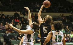 Lady Saints soar over Cloud County