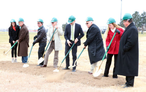 The ground was officially broken for the new Colvin Center for Allied Health on Dec. 4. There is an open house set for July 15 to view the new facilities before the upcoming semester.
