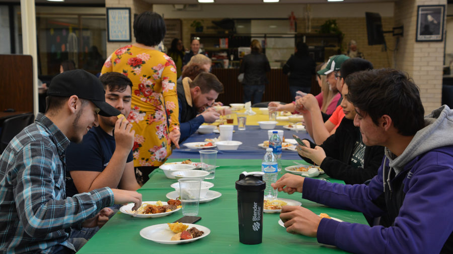 On Jan. 29, Taste of Kansas was hosted in the SCCC library in order to celebrate Kansas' birthday. There were over 50 dishes varying from over 10 countries.