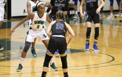 No. 6 Lady Saints earn 20th win in a row