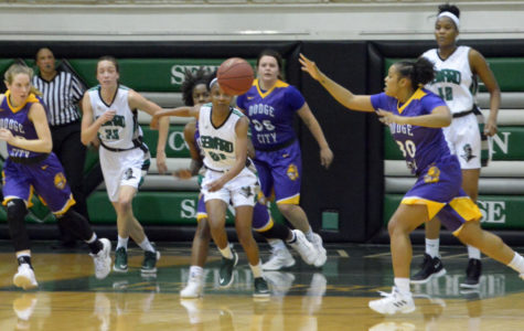 Lady Saints sweep weekend games
