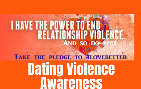 SCCC support services promote dating violence awareness