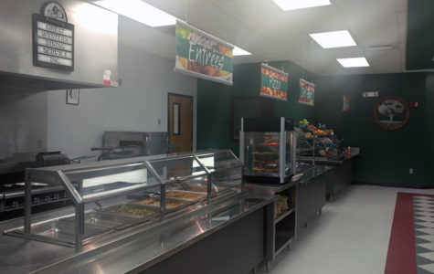 Sudden changes happened in the cafeteria on Feb. 12 due to personnel issues. Along with personnel changes, there will be many new amenities added for students.