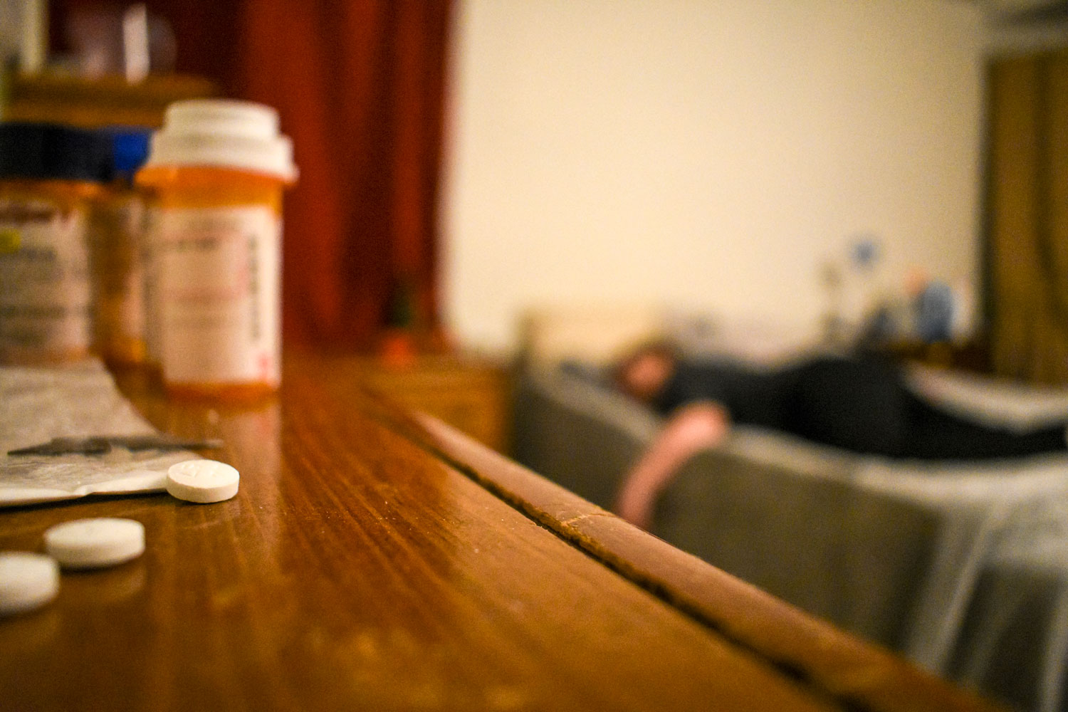 Drugs are among one of the violations that occur on campus. Students have concluded that drugs are not a major problem, but they are becoming normalized. Violations that happen on campus are addressed with fines, community service and more.  (Photo Illustration)