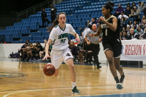 Seward falls to the Lady Grizzlies at regional championship