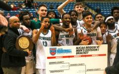 Saints capture Region VI title, head to NJCAA tourney