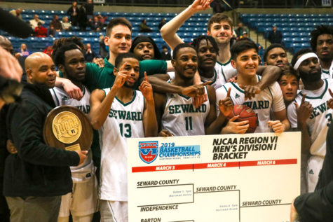 Seward saints head to region VI tourney
