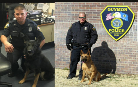 A fun run will take place on March 30 to help raise money for Guymon's Police Department  K9 unit.