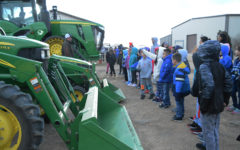 Local schools attend farm day at Ag department