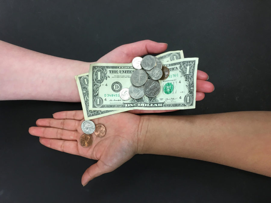 White privilege is the idea that one possesses inherent advantages because of their race in society. We can see this play out through financial and social statuses but location as well. (Photo Illustration)
